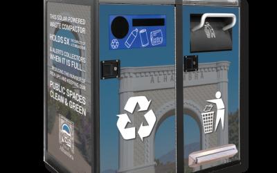 Smart waste management using sensor-based smart bins