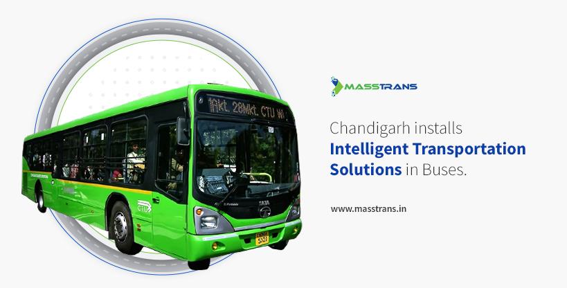 Chandigarh installs Intelligent Transportation Solutions in buses