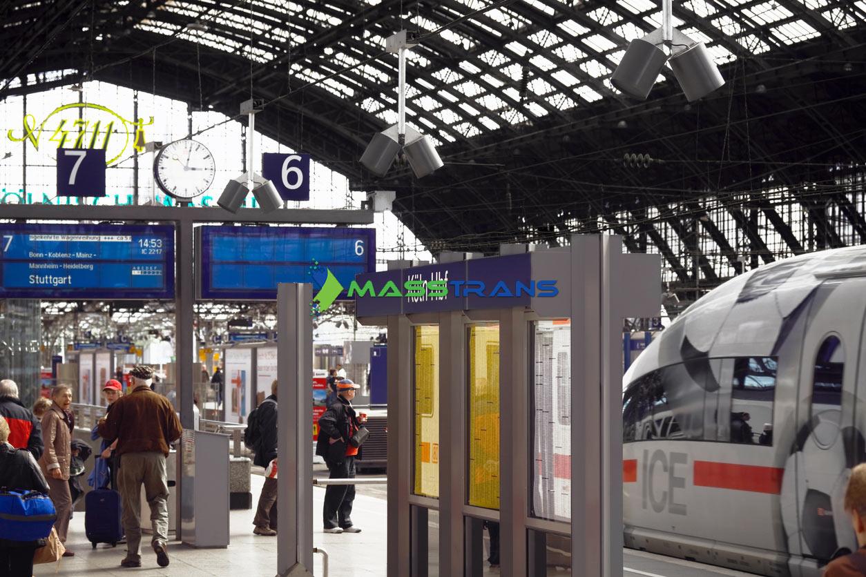 Passenger Announcement System PAS solutions